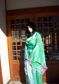 Cosplay-Cover: Hisana Kuchiki Dress