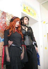 Cosplay-Cover: Kaya /Gothic & Lolita