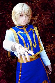 Cosplay-Cover: Kurapika (York Shin)
