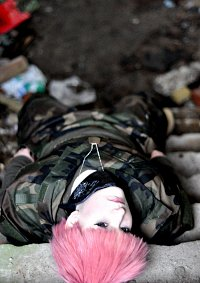 Cosplay-Cover: Zelo (Power Version - Military)