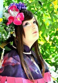 Cosplay-Cover: Nanami Momozono (Uchikake Version)