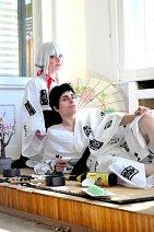 Cosplay-Cover: Juuzou Shima [Kimono]