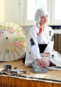 Cosplay-Cover: Mamushi Houjo [Kimono]