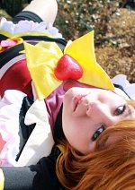 Cosplay-Cover: Cure Black [Max Heart Movie 2]