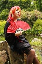 Cosplay-Cover: Shura Kirigakure [Kimono]
