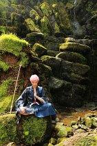 Cosplay-Cover: Renzou Shima [Kimono]