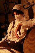 Cosplay-Cover: Rivaille (Levi) [Putzkolonne]