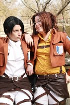 Cosplay-Cover: Rivaille (Levi) [Basic]