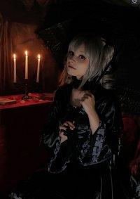 Cosplay-Cover: Ranko Kanzaki (神崎蘭子) Black Dress
