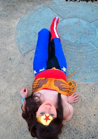 Cosplay-Cover: Wonder Woman Injustice