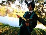 Cosplay-Cover: Serverus Snape (Marauder