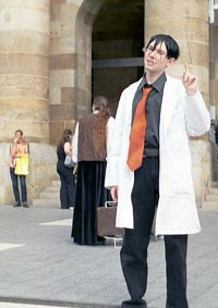 Cosplay-Cover: Prof. Seta