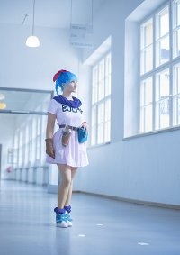 Cosplay-Cover: Bulma Briefs II