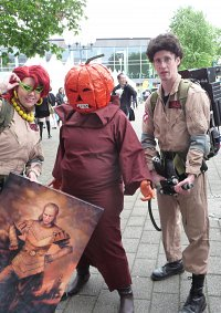 Cosplay-Cover: Samhain(The real Ghostbusters)