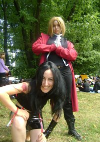 Cosplay-Cover: Wrath