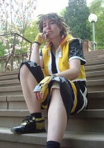 Cosplay-Cover: Sora(Meisterform)