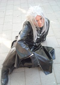 Cosplay-Cover: Xemnas (Superior, Organisation XIII)