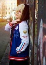 Cosplay-Cover: Yuri Plisetsky (Юрий Плисецкий) [Russia]