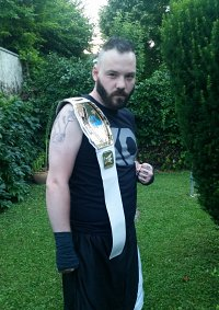Cosplay-Cover: Kevin Owens (WWE)