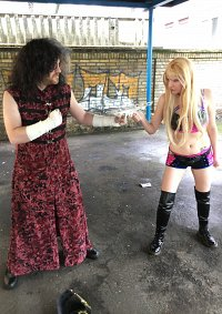 "Cosplay-Cover: ""Broken"" Matt Hardy (TNA)"