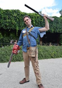 Cosplay-Cover: Ash Williams