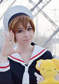 Cosplay-Cover: Syaoran Li (Winterschool Uniform)