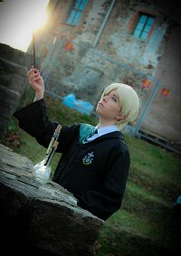 Cosplay-Cover: Draco Malfoy (3. Year)
