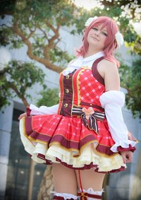 Cosplay-Cover: Maki Nishikino (Flower Bouquet)