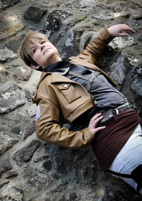 Cosplay-Cover: Jean Kirschstein (Survey Corps)