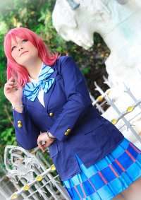 Cosplay-Cover: Maki Nishikino (School Uniform)