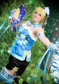 Cosplay-Cover: Eli Ayase (Cheongsam Idolized)
