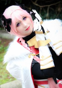 Cosplay-Cover: Astolfo (Servant Rüstung]