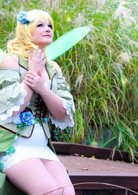 Cosplay-Cover: Eli Ayase (Fairy Unidolized)