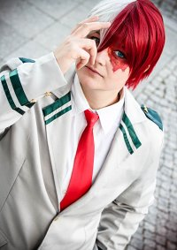 Cosplay-Cover: Todoroki Shoto (Juusai Uniform)