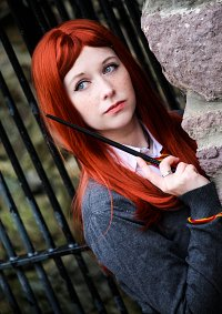 "Cosplay-Cover: Ginevra Molly ""Ginny"" Weasley"