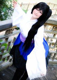 Cosplay-Cover: Sasuke Uchiha (Female Kimono Dress)