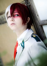 Cosplay-Cover: Shoto Todoroki [U.A. School Uni]