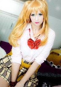 Cosplay-Cover: Yuzu Aihara (Schooluniform)