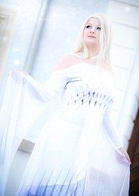 Cosplay-Cover: Elsa von Arendelle (Spiritdress) Frozen 2