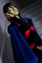 Cosplay-Cover: Miss Martian [M