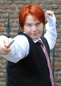 Cosplay-Cover: Ronald Weasley