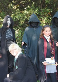 Cosplay-Cover: Slytherin Schüler (Dylan Craven)