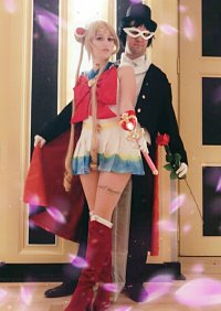 Cosplay-Cover: Super Sailor Moon