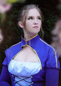 Cosplay-Cover: Saber (by Jojo)