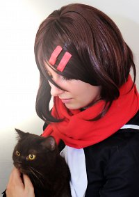 Cosplay-Cover: Ayano Tateyama (by Mara)