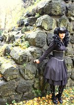 Cosplay-Cover: Spider Lolita