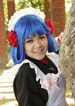 Cosplay-Cover: Furude Rika  (Maidendress/Fandisc-Version)