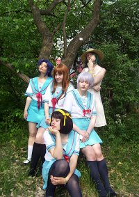 Cosplay-Cover: Nagato Yuki