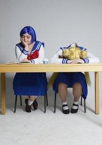 Cosplay-Cover: Ami Mizuno (Juuban High School)
