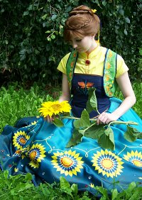 Cosplay-Cover: Anna ~ Frozen Fever